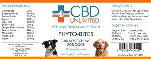 Endexx Increases Production of Phyto-Bites CBD-infused Soft Chews for Dogs