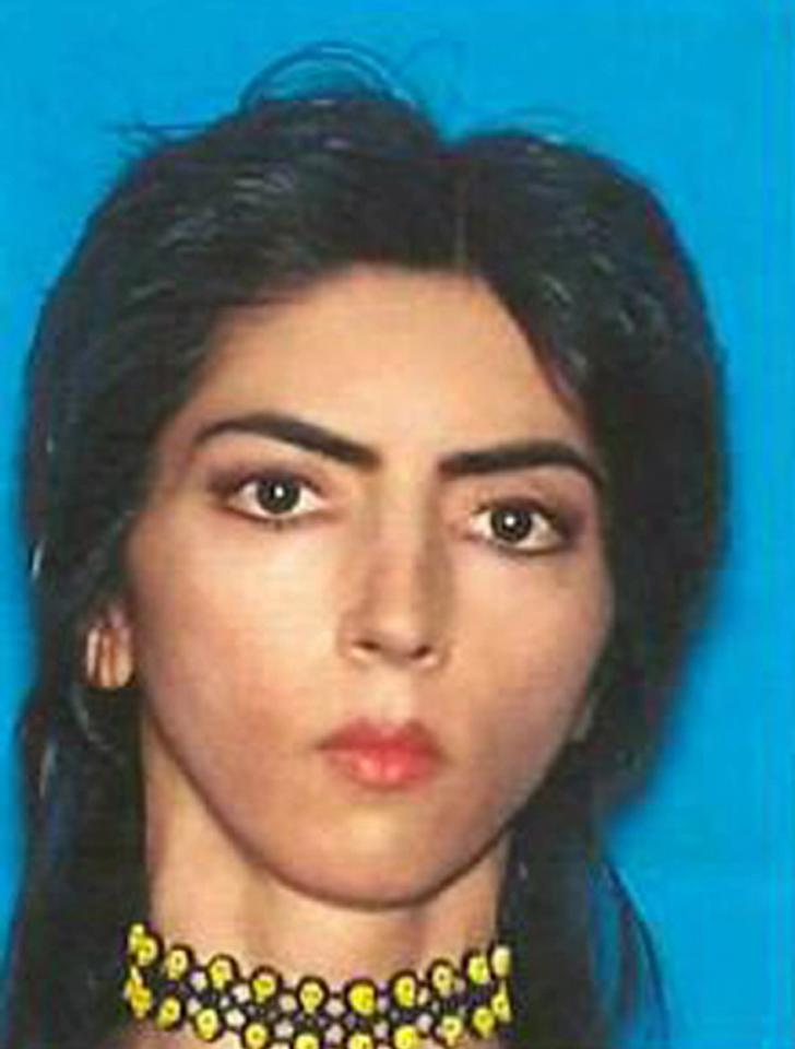 <p>Nasim Najafi Aghdam appears in a handout photo provided by the San Bruno Police Department, April 4, 2018. (Photo: San Bruno Police Department/Handout via Reuters) </p>