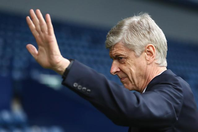 Arsene Wenger confirms he has made 'decision' about his Arsenal future