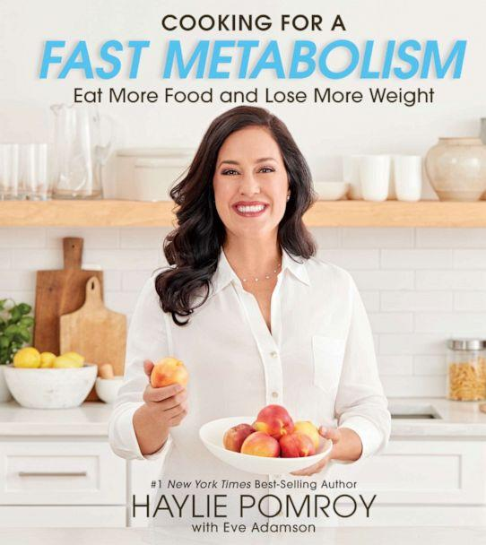 PHOTO: Cooking for a Fast Metabolism: Eat More Food and Lose More Weight (Photography by Michael Hulswit and Aline Ponce/Cooking for a Fast Metabolism: Eat More Food and Lose More Weight)