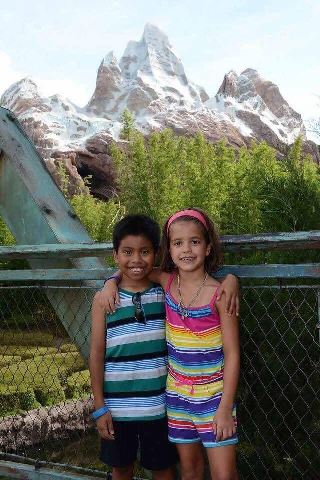 """Our 10-year-old son, Alexander, joined our family in February 2009 from Guatemala at 22 months. Our daughter, Annika, was born six months later in August 2009. They are best friends and do everything together."""