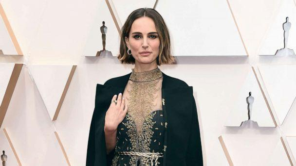 PHOTO: Natalie Portman attends the 92nd annual Academy Awards, Feb. 9, 2020, in Hollywood, Calif. (Jordan Strauss/Invision/AP)