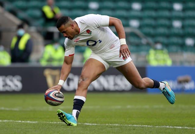 Anthony Watson struck twice against Italy