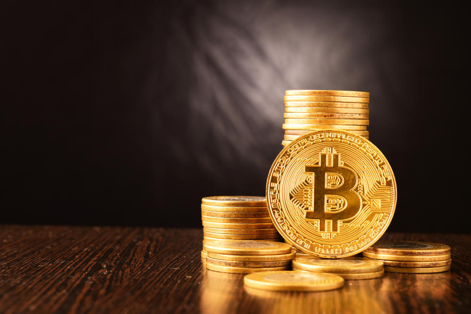 Bitcoin investments are still deemed risky and the cryptocurrency as such remains unregulated, according to most analysts. Photo: Getty Images