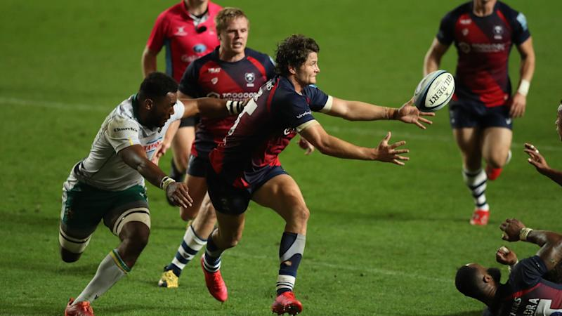 Bristol Bears 47-10 Northampton Saints: Hosts cruise after second-half flurry