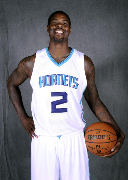 Marvin Williams will take over starting power forward duties for Josh McRoberts. (Sam Sharpe-USA TODAY Sports)