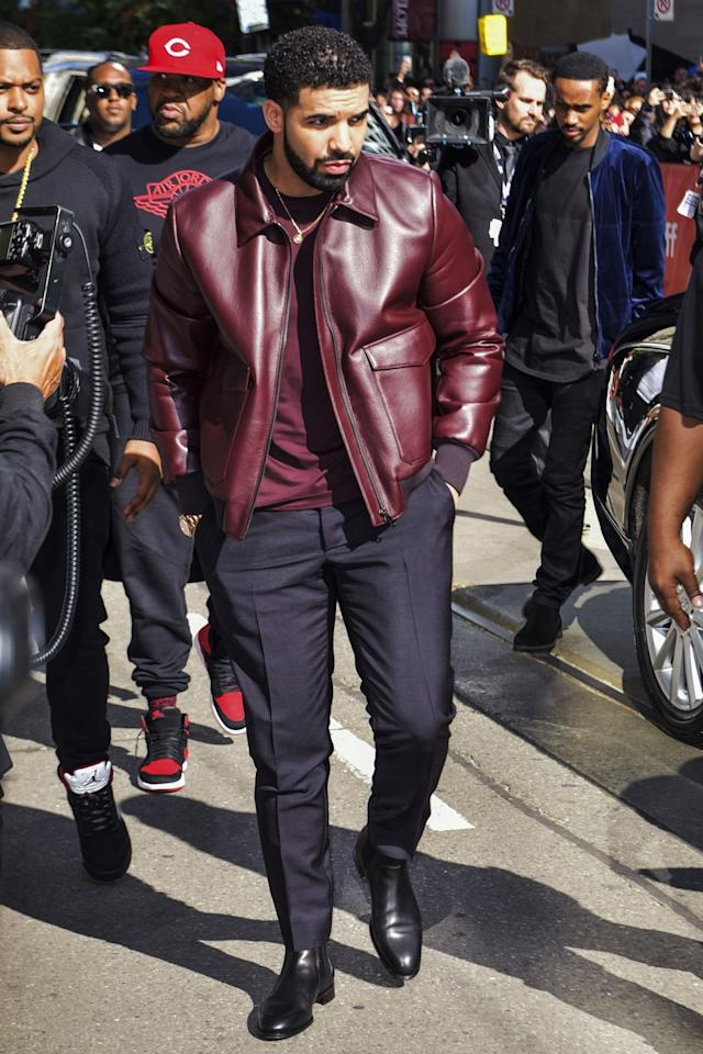 "<p>Even Drake knows <a rel=""nofollow"" href=""http://www.esquire.com/style/mens-fashion/g12844728/best-maroon-clothes-accessories-men/"">maroon is the one colour</a> you could always use more of. </p>"