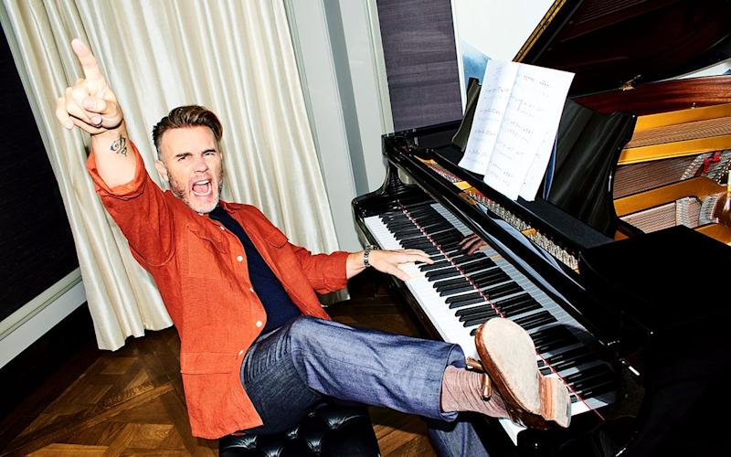 Gary Barlow: 'I've never been cool, I'm not chasing validation anymore' - Photography: Bella Howard