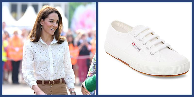 8c03e6799b2e08 Kate Middleton's Favorite Sneakers Are On Sale During Amazon Prime Day
