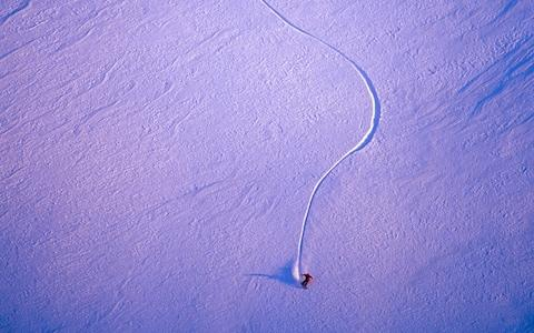 iran ski resort - Credit: christian aslund