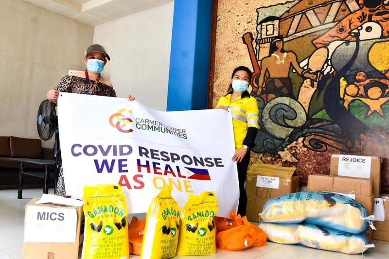 Carmen Copper honors Cebu media for help in fight against Covid-19