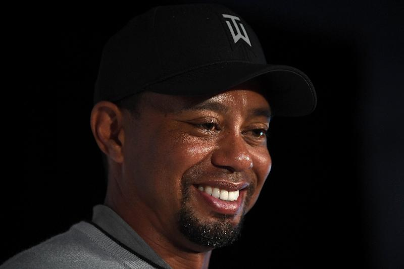 Woods feeling no pain, wants to compete again _ in time