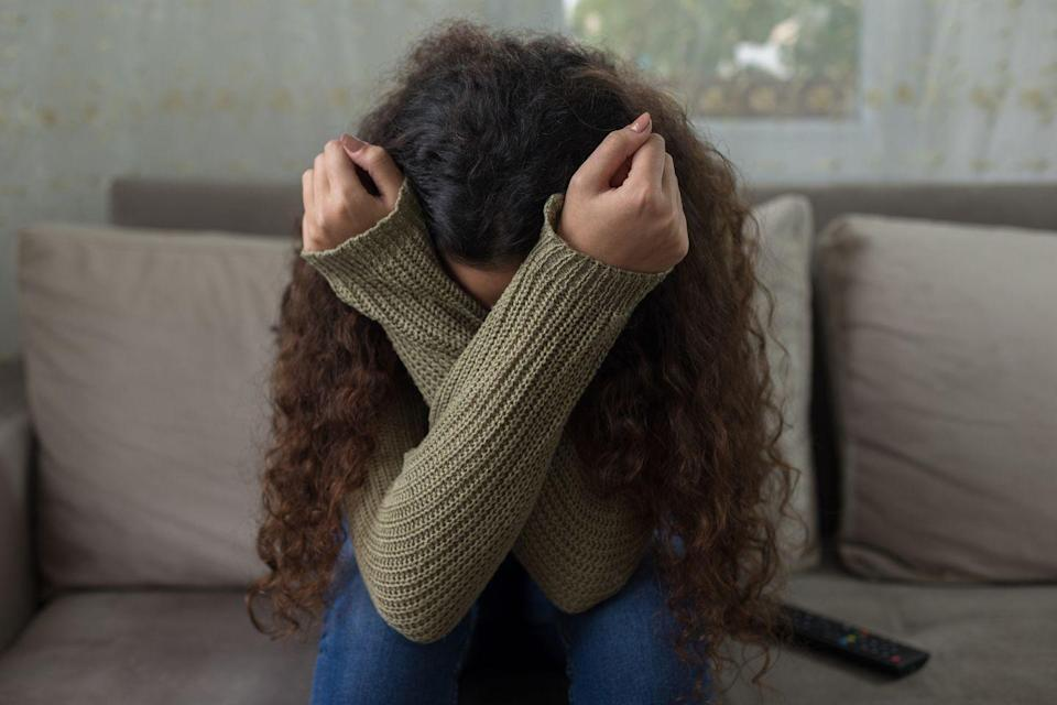 """<p>Panic attacks are not very common in children, even in those dealing with anxiety. However, that doesn't mean they can't happen. According to the <a href=""""https://adaa.org/sites/default/files/Anxiety%20Disorders%20in%20Children.pdf"""" rel=""""nofollow noopener"""" target=""""_blank"""" data-ylk=""""slk:ADAA"""" class=""""link rapid-noclick-resp"""">ADAA</a>, signs of a panic attack in a child must include at least four or more of the following symptoms: palpitations or a fast heart rate, sweating, shaking, feeling short of breath, feeling choked, chest pain, nausea or abdominal pain, dizziness, numbness or tingling, chills or hot flashes, fear of losing control, and a feeling of unreality. </p>"""