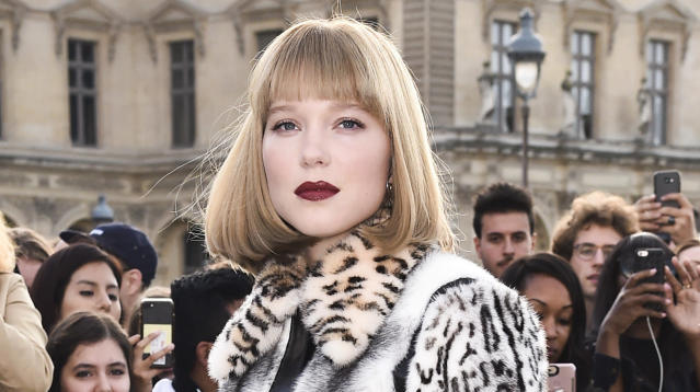 "Léa Seydoux, who starred in ""Blue Is the Warmest Color,"" has come forward with her own allegation of sexual harassment against producer Harvey Weinstein."