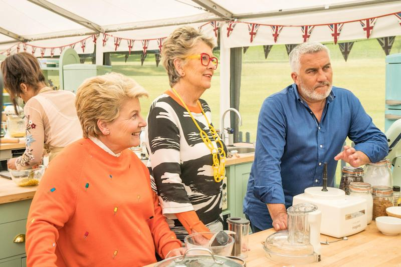 Great British Bake Off: An evening of sweet treats for the judges tonight