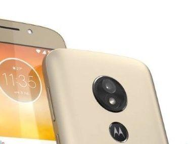 Leaked Moto E5 image leaves nothing to the imagination; reveals rear-facing fingerprint reader