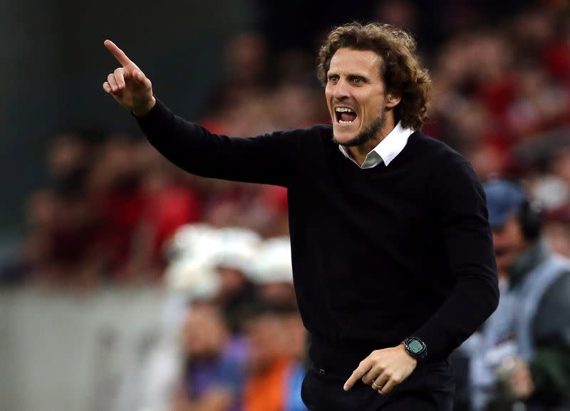 Forlan leaves Penarol after second defeat in four games