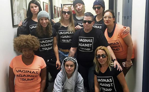 OITNB cast and crew comes out against Donald Trump with new T-shirts