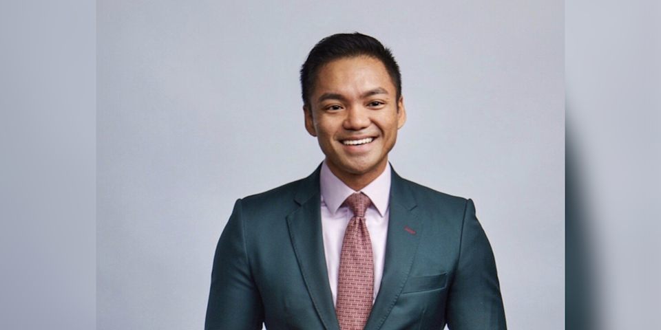 Shaun Lee, corporate relationship manager, HSBC