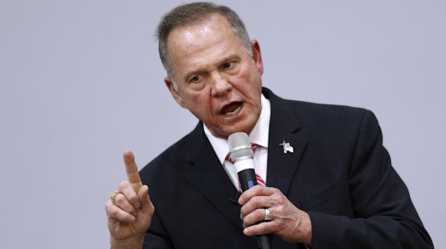 Why Is Roy Moore's Base OK With Assault Claims But Not Same-Sex Marriage?