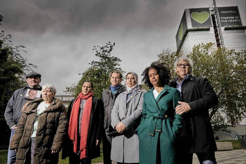 (Grenfell The Untold Story)