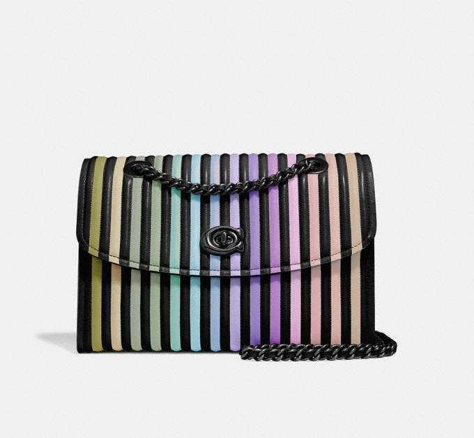 Parker With Ombre Quilting. Image via Coach.