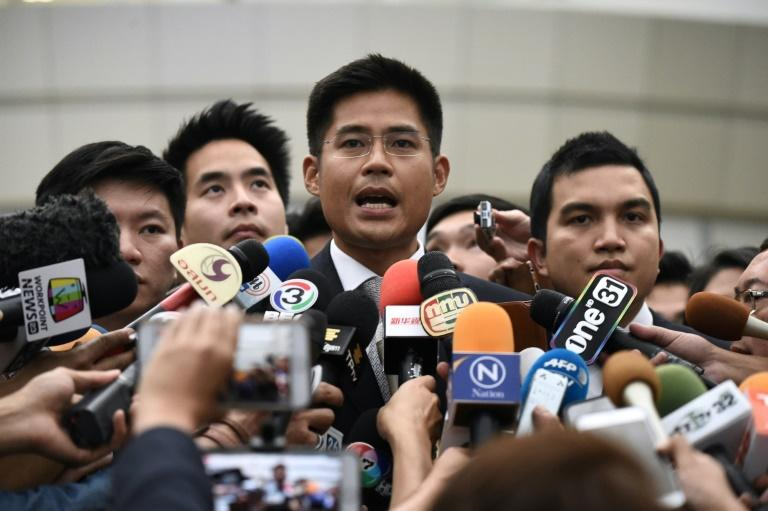 The Shinawatra-linked Thai Raksa Chart party was found guilty of committing an act'hostile to the constitutional monarchy'More