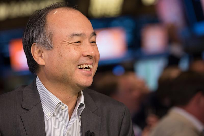 Uber will accept an investment from Japanese giant SoftBank