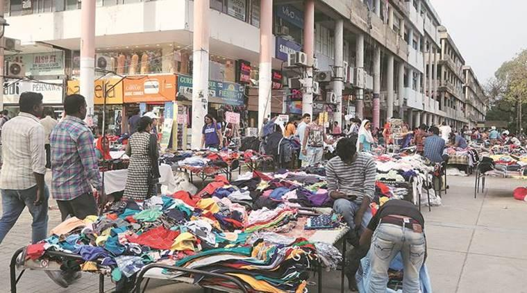 Once known for open spaces, Chandigarh now plagued with illegal street vendors