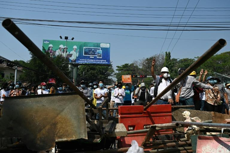The junta has ratcheted up its use of force over the weekend against the massive street movement demanding it yield power and release ousted civilian leader Aung San Suu Kyi
