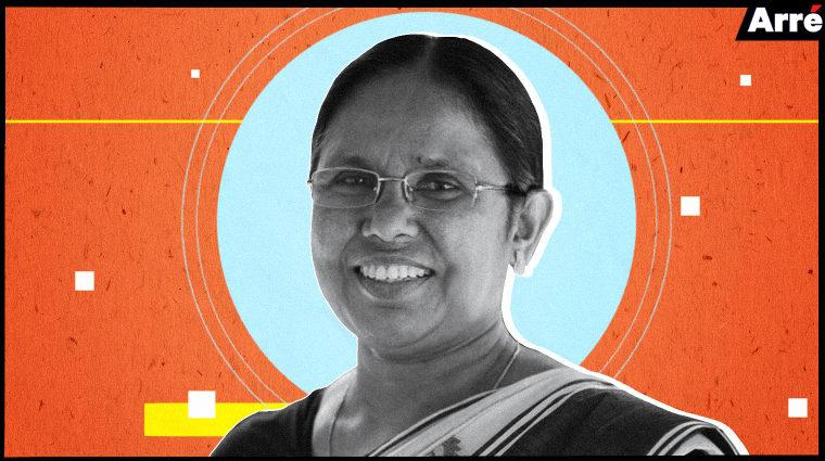 From Covid Slayer to World's Top Thinker of 2020, Kerala Health Minister KK Shailaja is Such a Boss