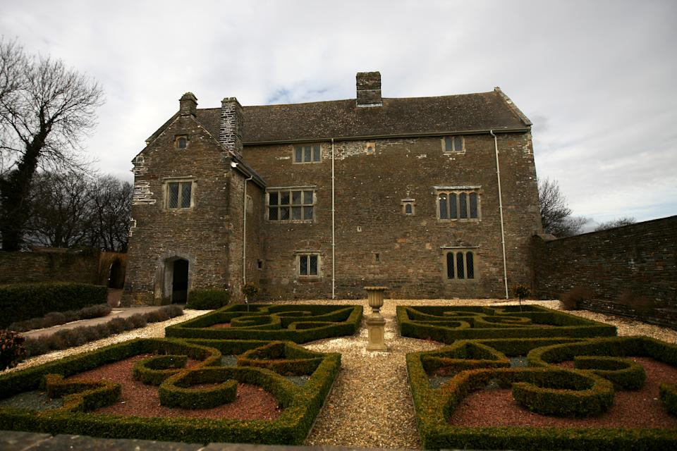 Llancaiach Fawr house, Nelson near Caerphilly.   (Photo by David Jones - PA Images/PA Images via Getty Images)