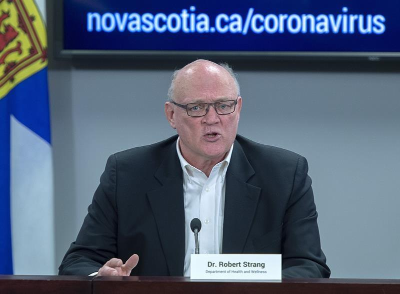 Authorities in Nova Scotia report first COVID-19 case in more than two weeks