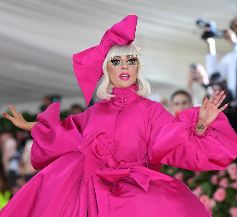 Lady Gaga is launching Haus Laboratories exclusively on Amazon. [Photo: Getty]