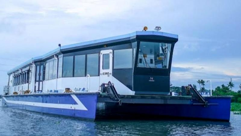 Kerala's Waterways Department on Tuesday resumed services of its AC boats.