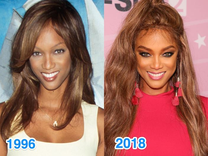 tyra banks then and now skitch
