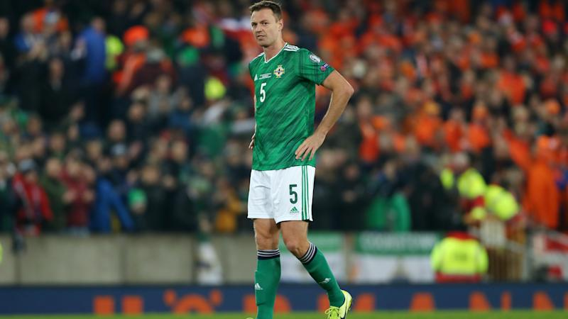 Jonny Evans returns to Northern Ireland squad for Euro 2020 play-off