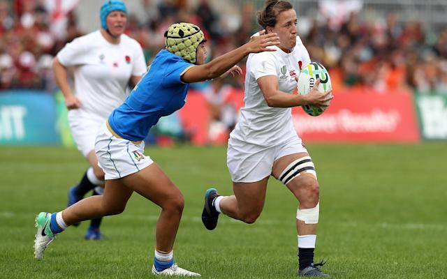 The Six Nations are looking to sponsor the women's championship - Getty Images Europe