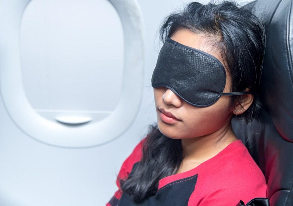 "You may want to think twice before placing your head directly onto the headrest. The <a href=""https://www.cbc.ca/news/canada/flights-filthy-surfaces-airplane-marketplace-1.4873586"" target=""_blank"">CBC's investigation</a> found staph as well as hemolytic bacteria—that's the kind that causes strep throat—on the headrests.  ""Headrest covers are regularly checked for 'cleanliness,' but they're rarely changed after every short haul flight, and there can be four or five flights every single day,"" Patel explains. ""And if the seat comes into contact with a passenger with head lice, it's very probable that some of the bugs could linger in the headrest."" Yuck!"