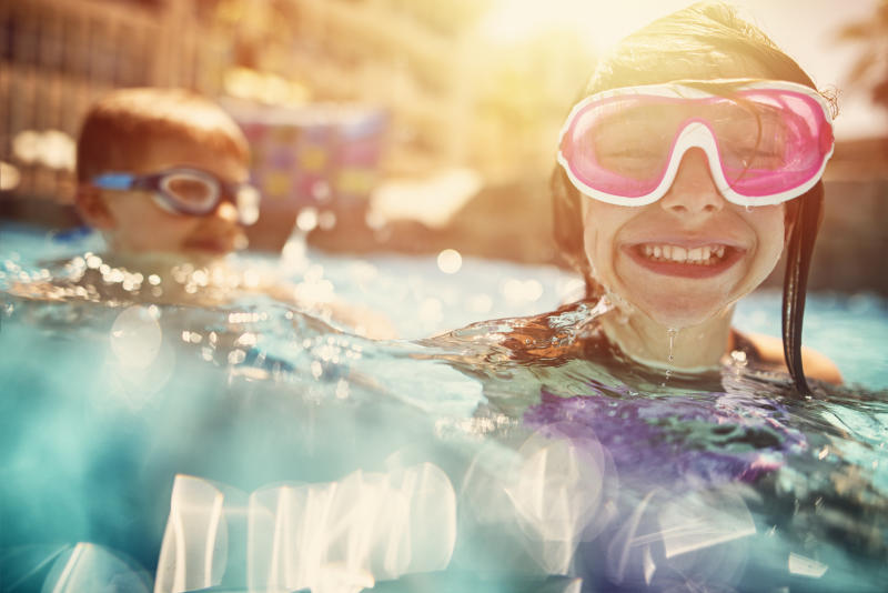 What are the signs and symptoms of 'dry drowning'?