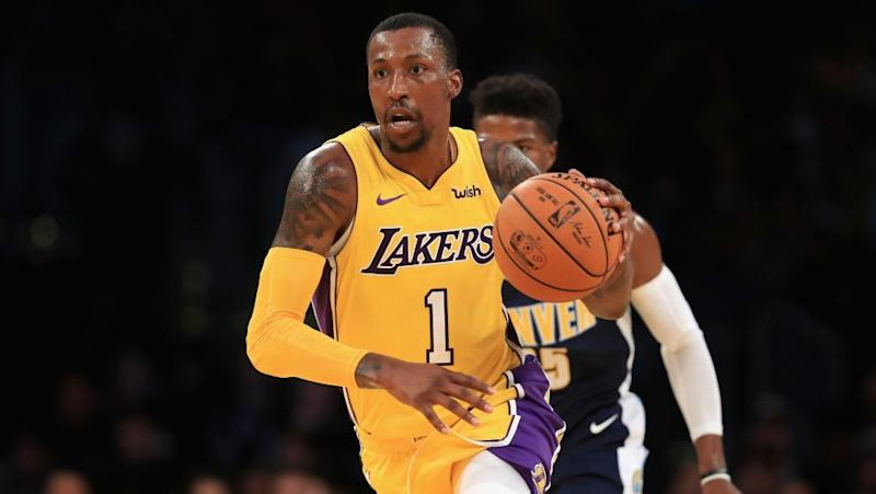Lakers' Caldwell-Pope to miss games due to legal agreement