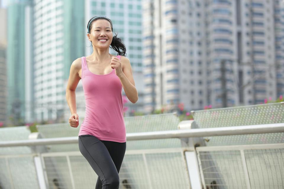 "<div class=""caption-credit"">Photo by: Thinkstock</div><b>How Active Is Your City?</b> <br> Whether you run, lift weights or do yoga to get in shape, working out has major anti-aging benefits. ""Exercise directly reduces the risk of heart disease, probably the risk of cancer and certainly the risk of diabetes and other health problems,"" says Keith Roach, MD, Chief Medical Officer of Sharecare and co-creator of the <a rel=""nofollow noopener"" href=""http://www.sharecare.com/static/realage-test-marketing-landing?cbr=YSHN1100011"" target=""_blank"" data-ylk=""slk:RealAge ® Test"" class=""link rapid-noclick-resp""><b>RealAge ® Test</b></a>. In fact, exercising regularly can make your RealAge up to 2.3 years younger if you're a man and 2.8 years younger if you're a woman. Did your city make our best cities for fitness list?"