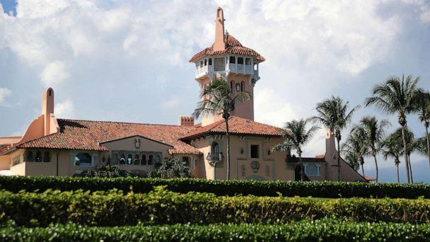 PHOTO: File photo of President Donald Trump's Mar-a-Lago resort seen on Nov. 1, 2019 in Palm Beach, Fla. (Joe Raedle/Getty Images)