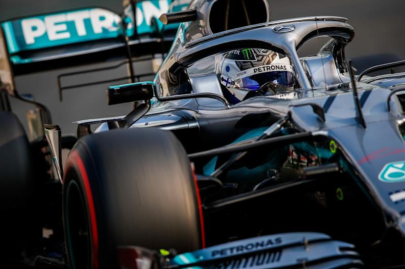 Bottas out to make Mercedes renewal a