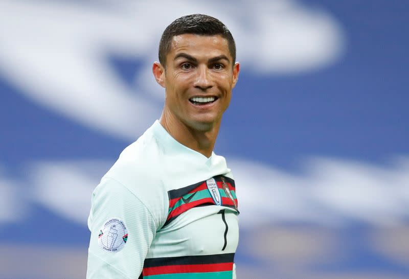 We are all equally vulnerable, fans say after Ronaldo's positive COVID-19 test