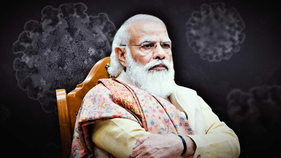 Need to stop second wave of COVID-19, Modi tells CMs