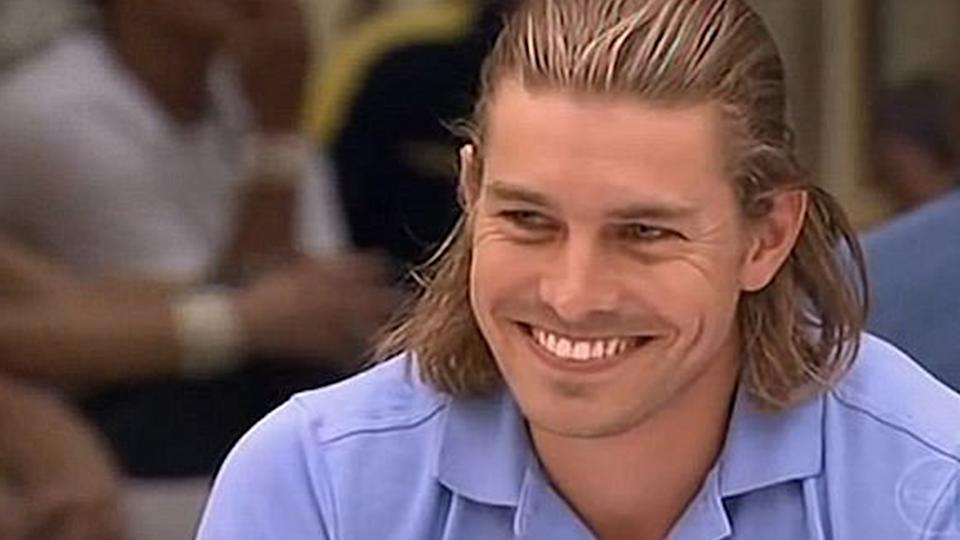 David graham aka Farmer Dave on Channel 10's Big Brother in 2006
