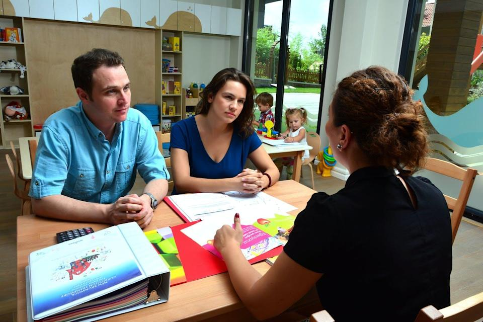 """<span class=""""caption"""">Parents who have busy schedules may not feel as though they can make a valuable contribution to their child's individual education plan.</span> <span class=""""attribution""""><span class=""""source"""">(Shutterstock)</span></span>"""