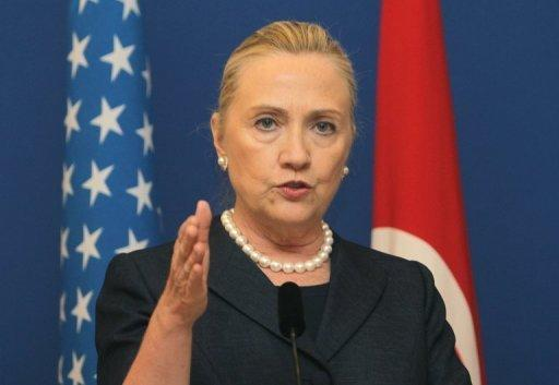 US Secretary of State Hillary Clinton will hold talks with her counterpart Yang Jiechi