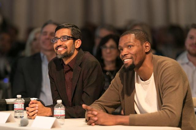 Durant has already given $13 million to charitable causes this year.